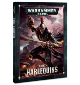 Warhammer 40K Codex: Harlequins