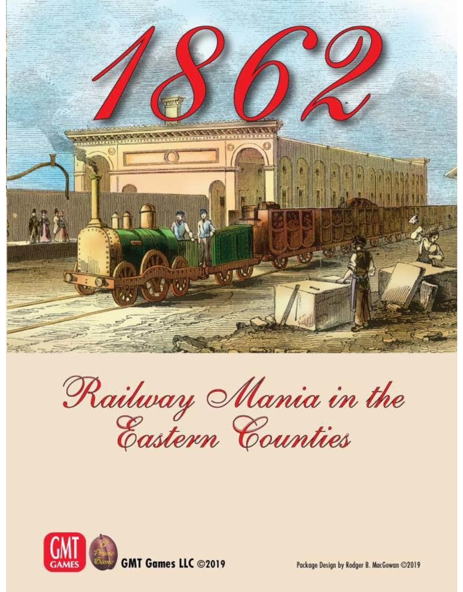 GMT 1862: Railway Mania