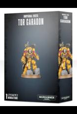 Warhammer 40K Space Marine Imperial Fists Tor Garadon