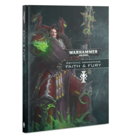 Warhammer 40K Psychic Awakening: Faith and Fury