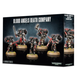 Warhammer 40K Blood Angels Death Company