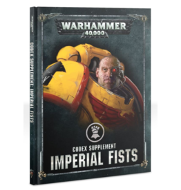Warhammer 40K Codex: Imperial Fists