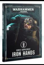 Warhammer 40K Codex Supplement: Iron Hands
