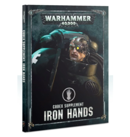 Warhammer 40K Codex Supplement: Iron Hands
