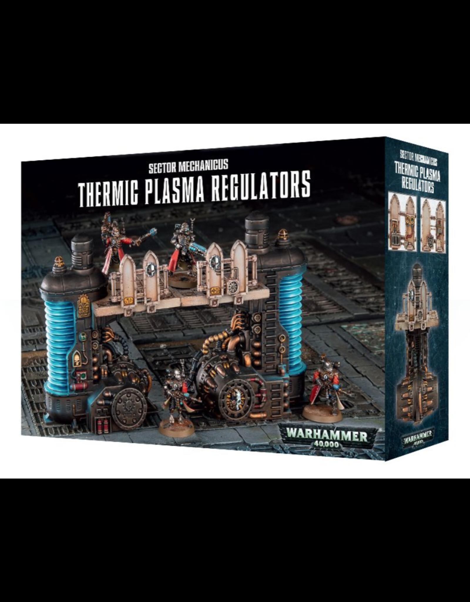 Warhammer 40K Warhammer 40k: Thermic Plasma Regulators