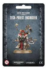 Warhammer 40K Astra Militarum Techpriest Enginseer #1
