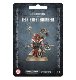 Warhammer 40K Astra Militarum Techpriest Enginseer #1
