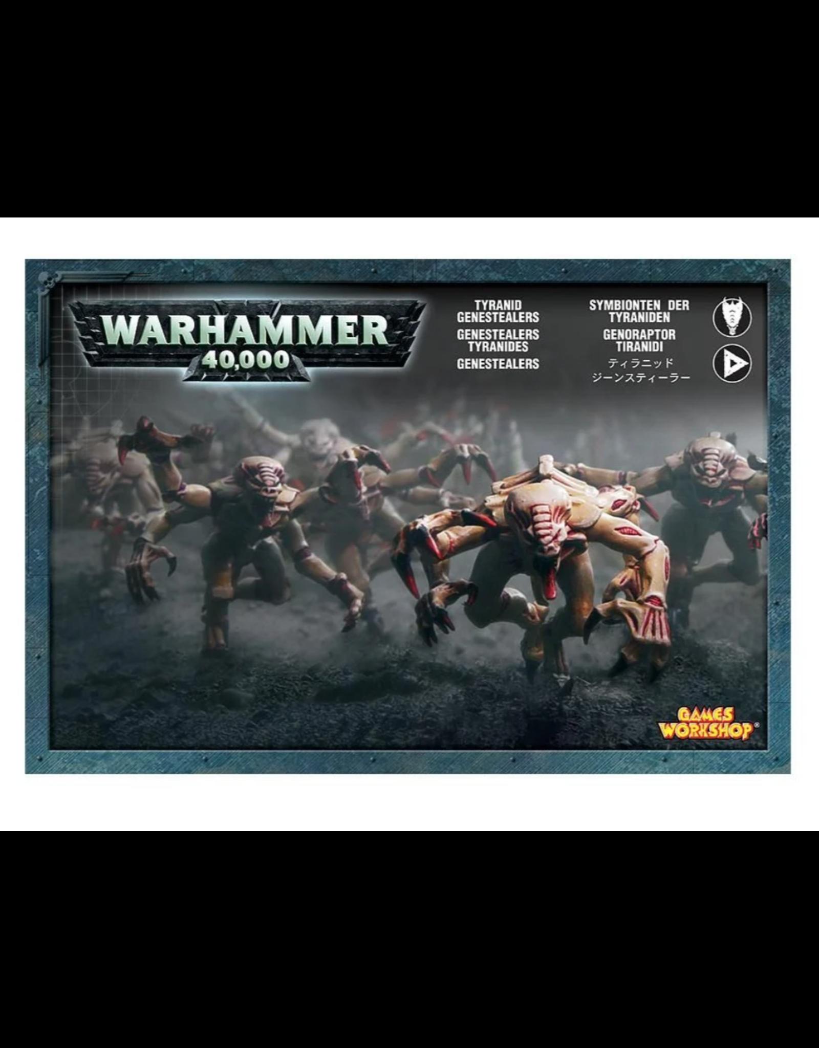 Warhammer 40K Tyranid Genestealer Brood