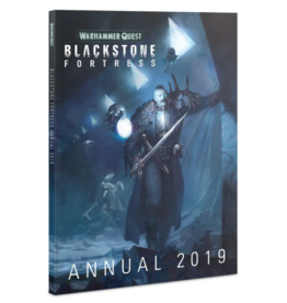 Age of Sigmar Warhammer Quest: Blackstone Fortress Annual 2019