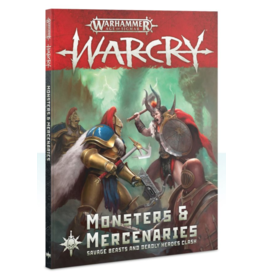 Tactical Miniature Games Warcry: Monsters and Mercenaries