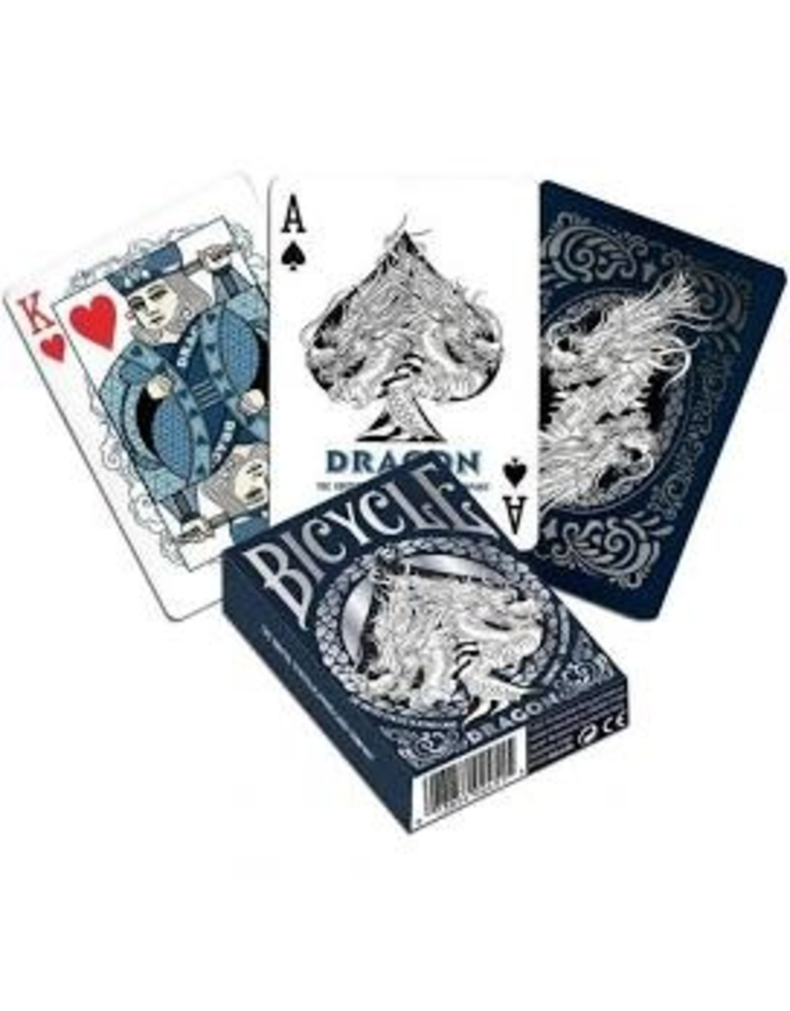 Bicycle Playing Cards: Dragon PE