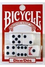 Dice d6 Bicycle (5)