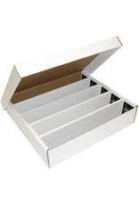 BCW Cardboard Box - 5000 Count