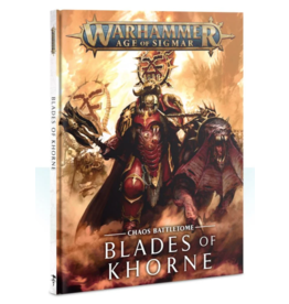 Age of Sigmar Chaos Battletome - Blades of Khorne