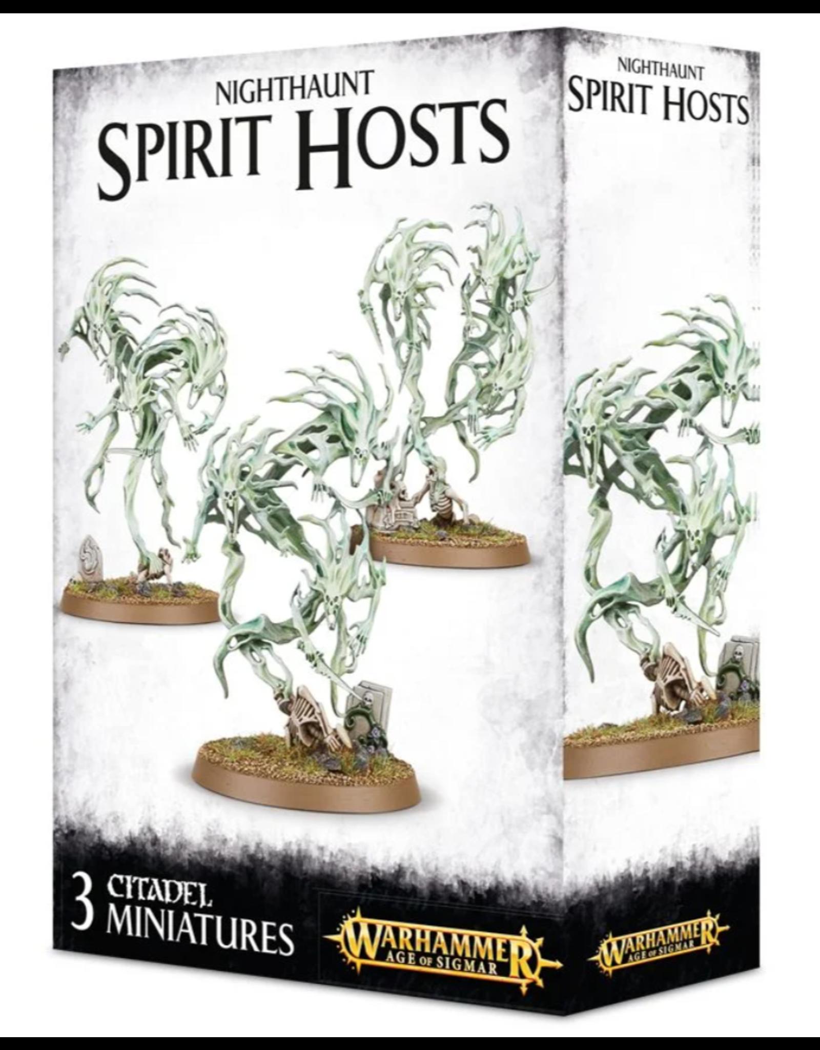 Age of Sigmar Nighthaunt Spirit Hosts