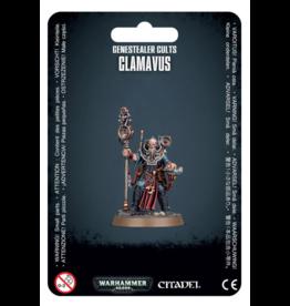 Warhammer 40K Genestealer Cults Clamavus