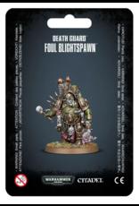 Warhammer 40K Chaos Death Guard: Deathshroud Foul Blightspawn