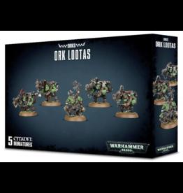 Warhammer 40K Ork Lootas / Burna Boyz