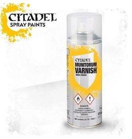 Citadel Citadel Paints: Spray - Citadel Munitorum