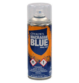 Citadel Citadel Paints: Spray - Macragge Blue