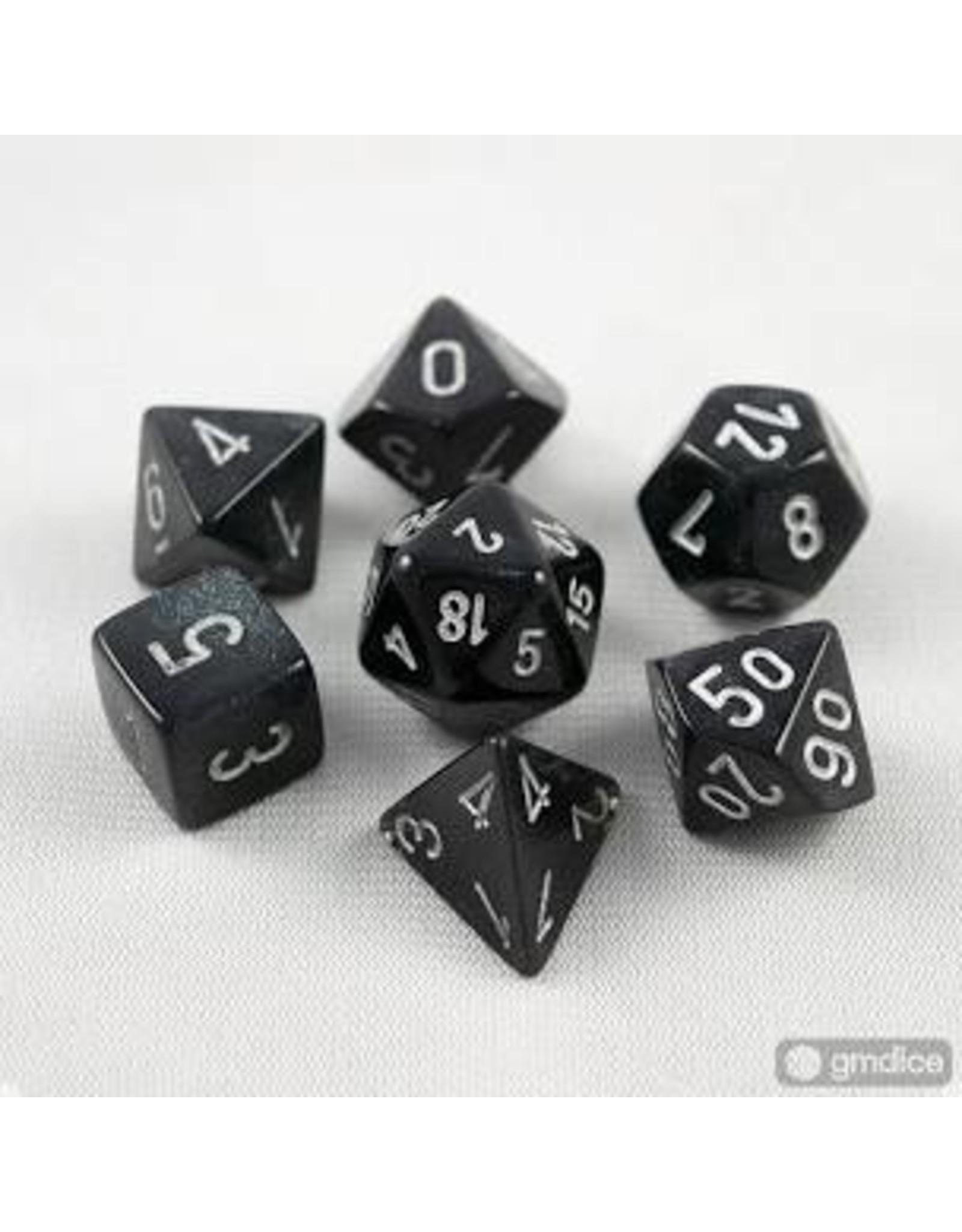 Chessex 7-Set Polyhedral CubeBOR#2 SMsv