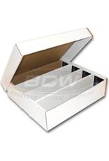 BCW Cardboard Box - 3200 Count