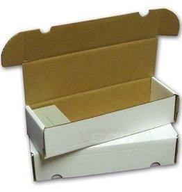 BCW Cardboard Box - 660 Count