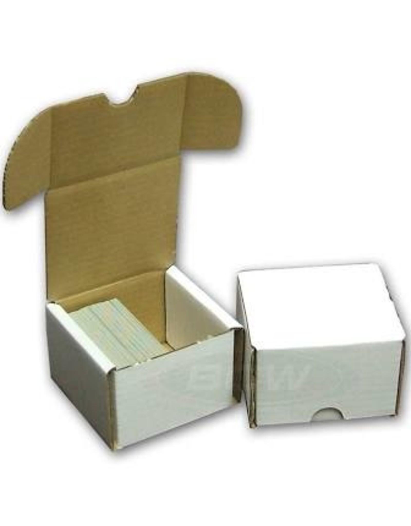 BCD Cardboard Box - 200 Count