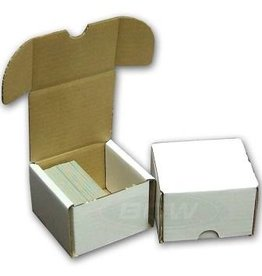 BCD Cardboard Box - 200 Count
