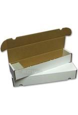 BCD Cardboard Box - 930 Count