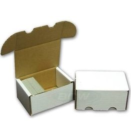 BCD Cardboard Box - 300 Count