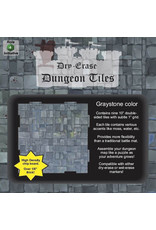 """Dice Dungeon Tiles: Graystone: 10"""" Square (9)"""