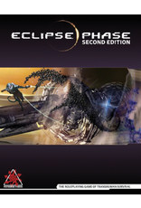 Role Playing Eclipse Phase RPG, 2nd Edition