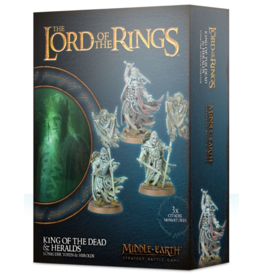 Tactical Miniature Games LotR: King of the Dead & Heralds