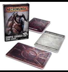 Necromunda: Corpse Grinder Gang Card