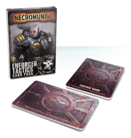 Necromunda: Enforcer Tactics Card Pack
