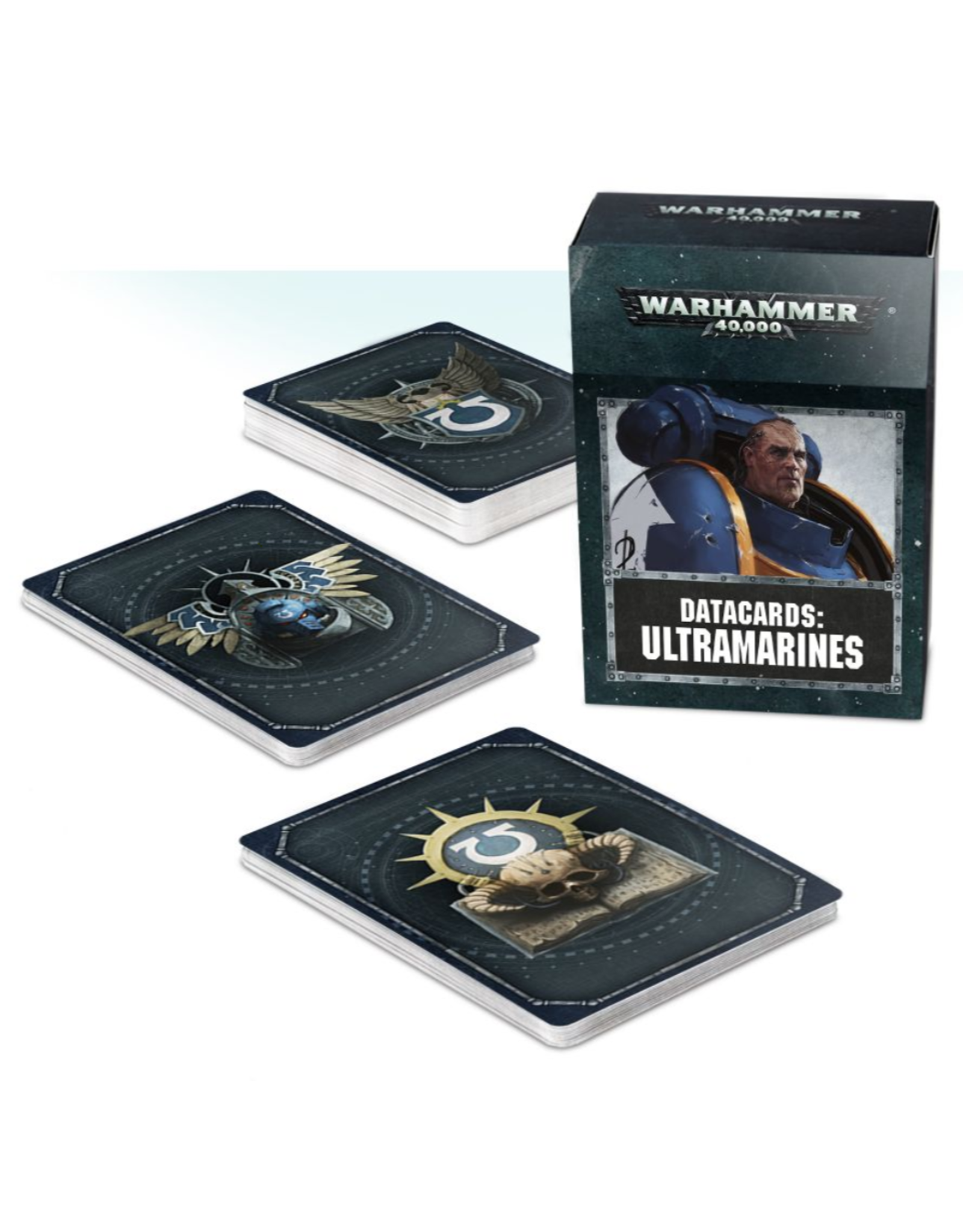 Warhammer 40K Ultramarines Datacards