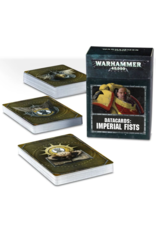 Warhammer 40K Imperial Fists Datacards