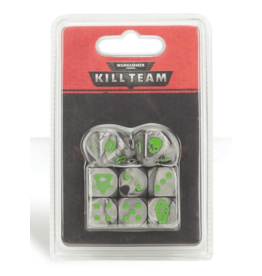 Warhammer 40K Kill Team: Necron Dice