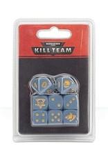 Warhammer 40K KillTeam Space Wolves Dice