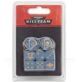Warhammer 40K KillTeam Space Wolves Dice