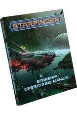 Paizo Publishing Starfinder RPG: Starship Operations Manual