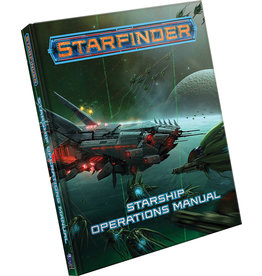 Paizo Publishing Starfinder RPG: Starship Operations Manual