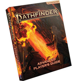 Pathfinder RPG: Advanced Player`s Guide Hardcover (P2) (Pre Order)
