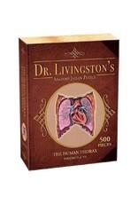 Puzzle: Dr Livingston:Human Thorax 500pc