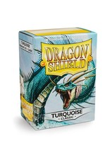 Dragon Shield: (100) Classic Turquoise