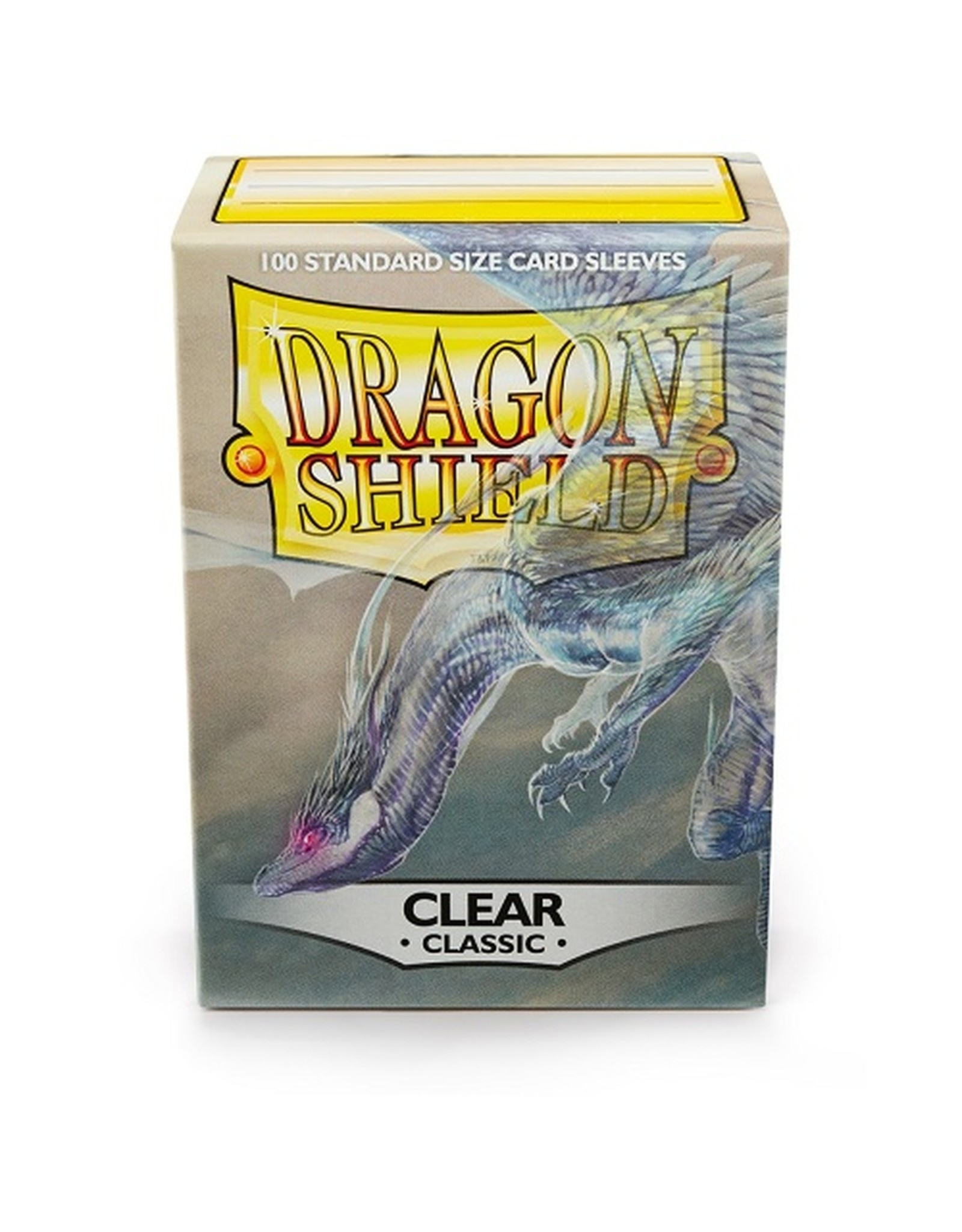 Dragon Shield: (100) Classic Clear
