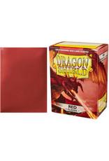 Dragon Shield: (100) Classic Red