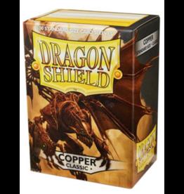 Dragon Shield: (100) Classic Copper