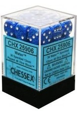Chessex Water Speckled 12mm d6 (36)
